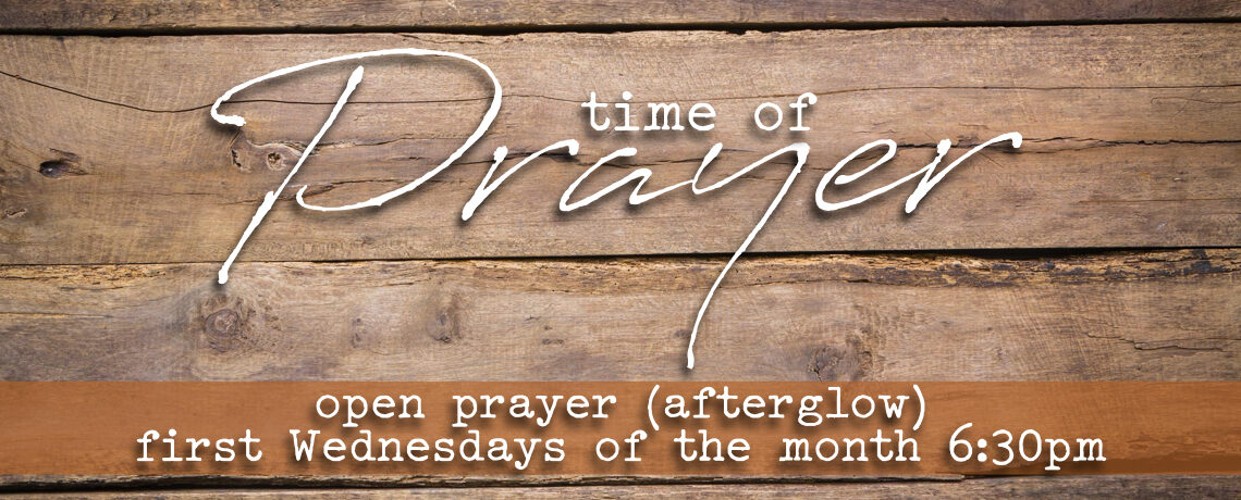 Time of Prayer (Afterglow)