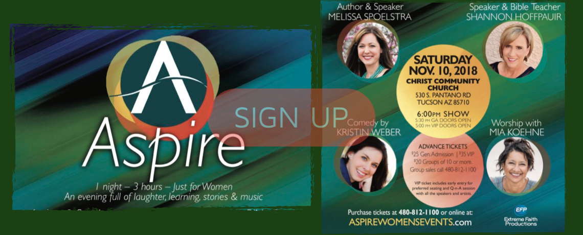 Aspire Women's Conference
