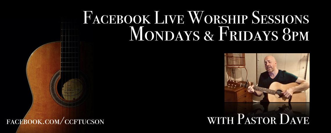 Worship W/ Pastor Dave