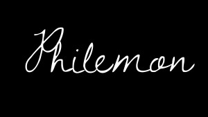 Philemon 1